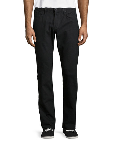 Kane Melange Twill Pants, Charcoal
