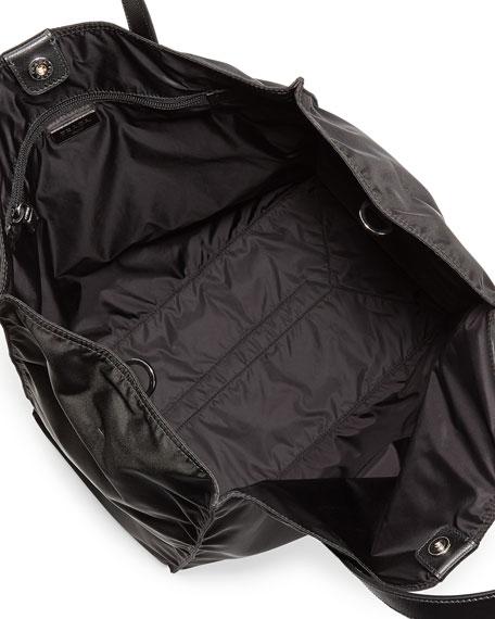 Porter Men's Nylon Tote Bag, Black (Nero)