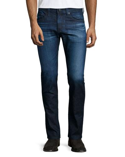 Nomad 2-Year Canister Denim Jeans, Black