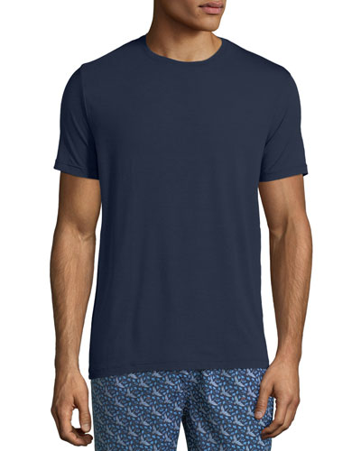 Basel 1 Jersey Tee, Navy