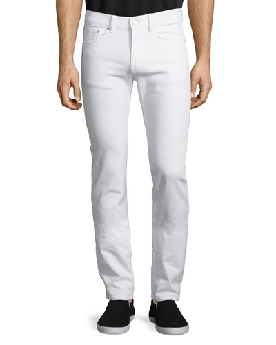 Ace Skinny Jeans, White