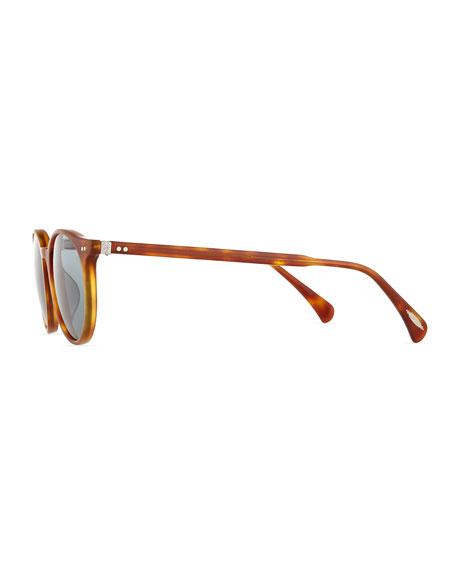 Delray Sun 48 Photochromic Sunglasses, Light Brown