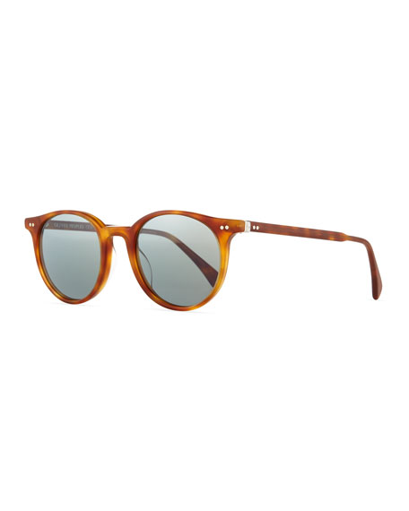 Delray Sun 48 Photochromic Sunglasses, Light Brown