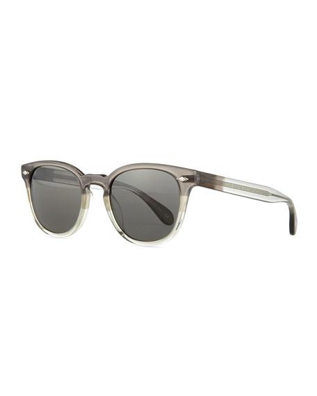 Sheldrake Plus 52 Photochromic Sunglasses, Gray