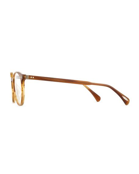 Delray 47 Optical Glasses, Yellow