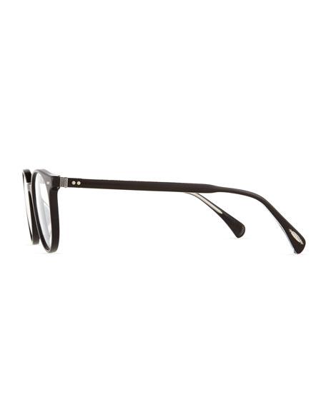 Delray 47 Optical Glasses, Black