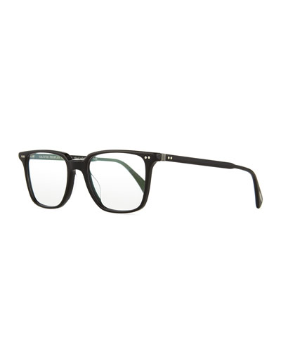OPLL 51 Optical Glasses, Black