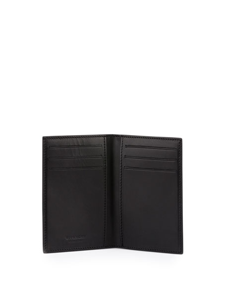 Monkey Brothers Card Case, Black