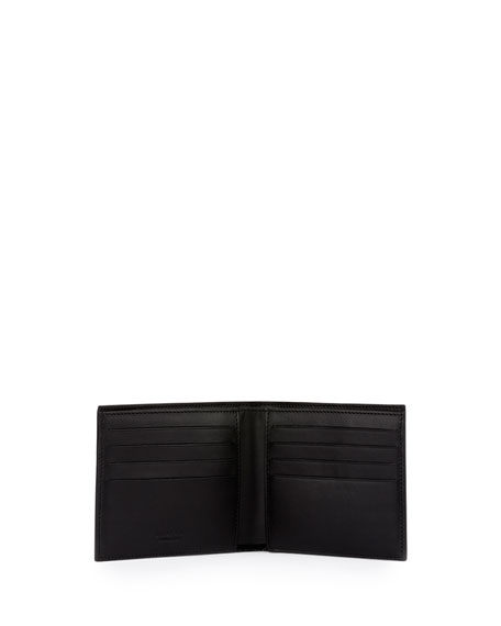 Monkey Brothers Bifold Wallet, Black
