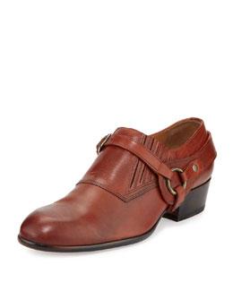 Replica Dallas Harness Boot, Brown