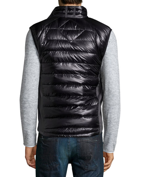 HyBridge Lite Puffer Vest, Black