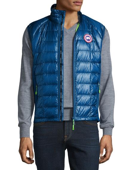 Canada Goose Hybridge Lite Puffer Vest, Midnight Blue