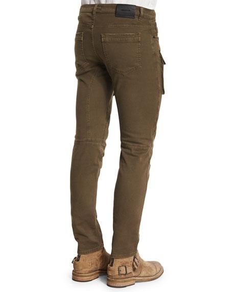 Felmore Slim-Fit Cargo Pants, Sable