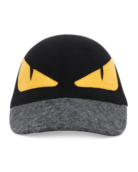 Fendi Monster Baseball Hat 32ea7a91f65