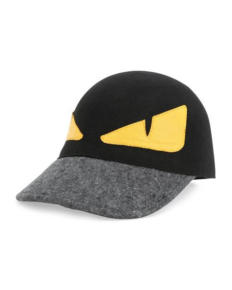 14575c5be3f Fendi Monster Baseball Hat