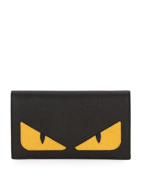 Fendi Monster Eyes iPhone 6 Case/Wallet, Black