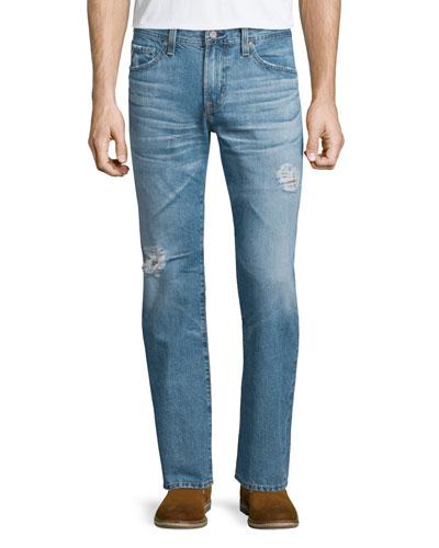 Graduate 18-Years Heywood Denim Jeans, Light Blue