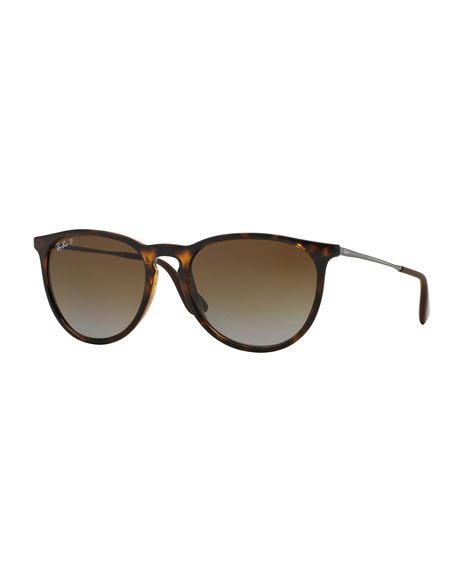 1f6f00005d2da Ray-Ban Men s New Wayfarer 58mm Flat-Top Plastic Sunglasses
