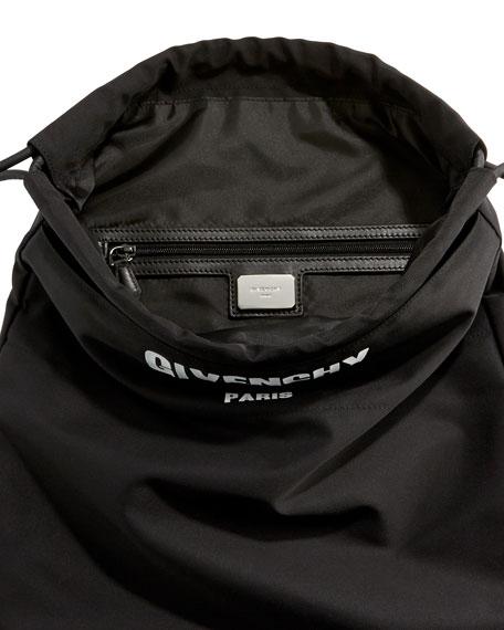 f8a775971bc4 Givenchy Rave Paris Men s Logo Drawstring Backpack