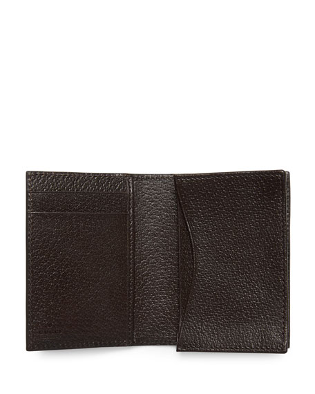 d32638f4524845 Gucci GG Marmont Leather Fold-Over Card Case