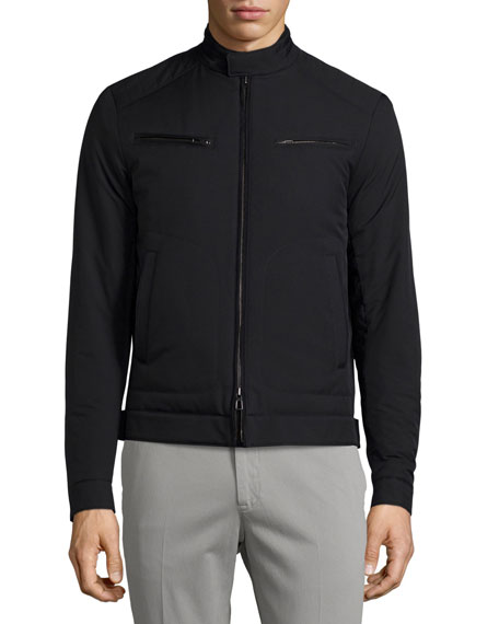 Windmate® Zip-Front Jacket, Blue Navy