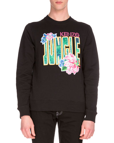 Jungle Book® Logo Sweatshirt, Black