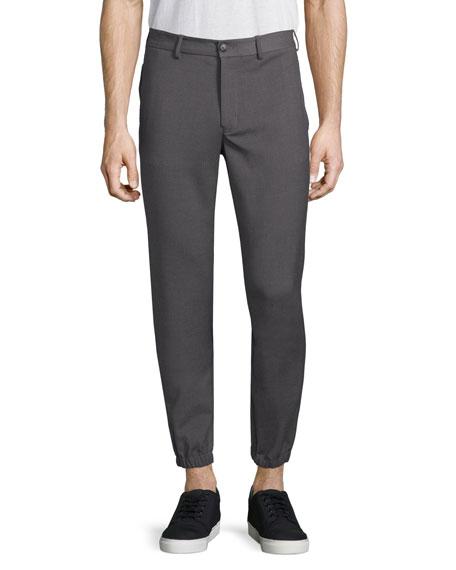 Focal Slim Suiting Jogger Pants, Timberwolf Gray