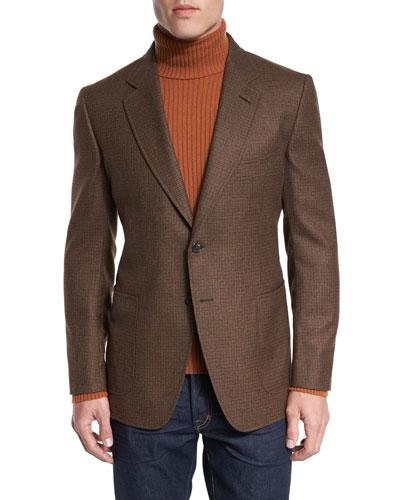 Men's Cotton & Denim Jackets at Bergdorf Goodman