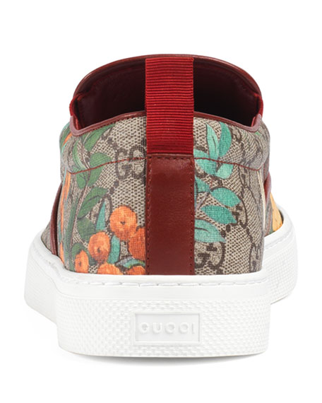 Dublin Tian GG Supreme Slip-On Sneaker, Multicolor