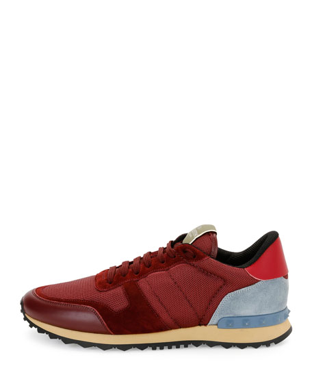 Men's Rockrunner Mesh Trainer Sneaker