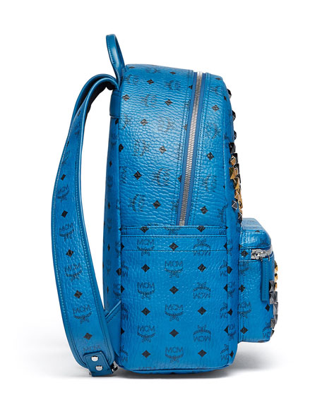 Stark Men's Stud Medium Backpack, Munich Blue