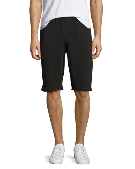 ATM Anthony Thomas Melillo French Terry Pull-On Shorts,