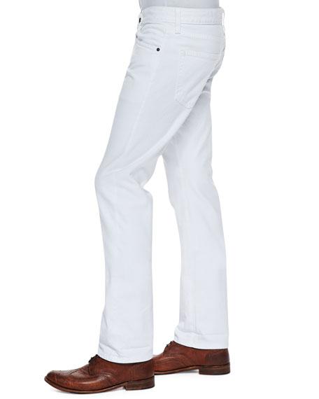 Matchbox White Denim Jeans