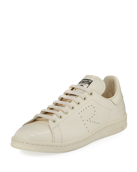 Mens Mens Stan Smith Leather Sneakers Raf Simons UmrTcHi