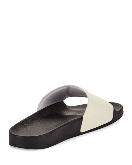 a35f6f05b adidas by Raf Simons The Adilette Bunny Sandal Slide