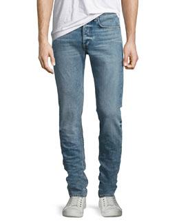 Standard Issue Fit 1 Slim-Skinny Jeans, Blue