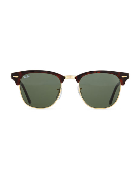 Men's Classic Clubmaster Sunglasses
