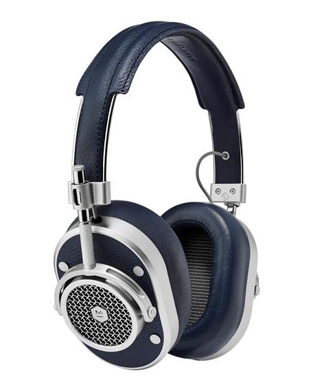 MH40 Over-Ear Headphones, Navy