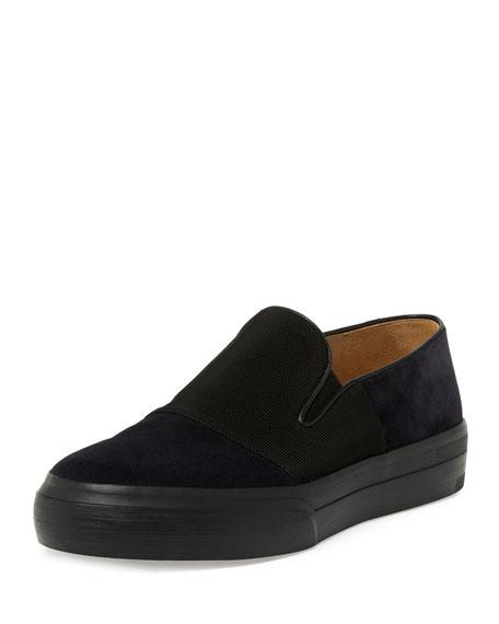 2d413c18b7ea Dries Van Noten Leather Slip-On Sneaker