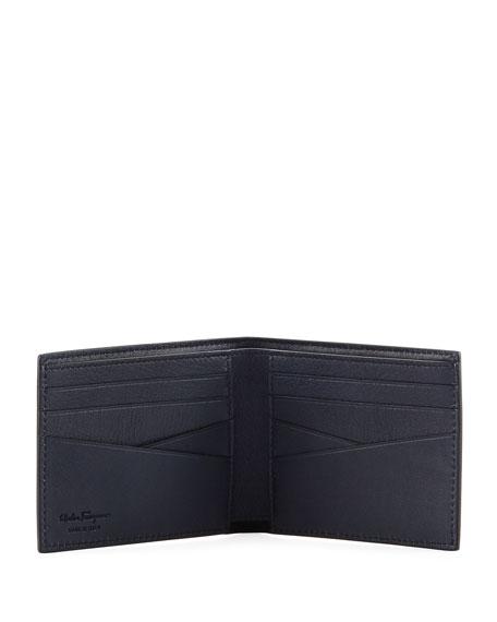 Firenze Leather Bi-Fold Wallet, Brown