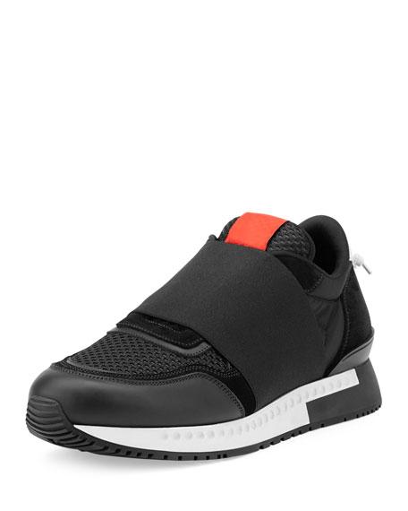 Banded Running Sneaker