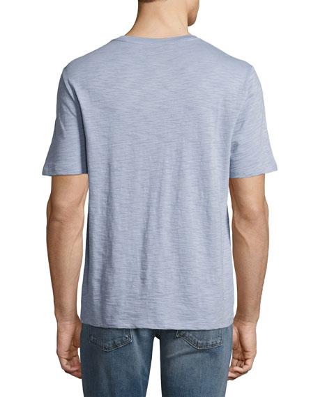 Classic Crewneck T-Shirt, Blue