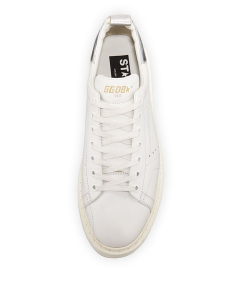Men's GGDB STARter Low-Top Sneaker, White