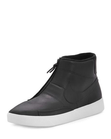 NikeLab Men's Blazer Advanced High-Top Sneaker, Black