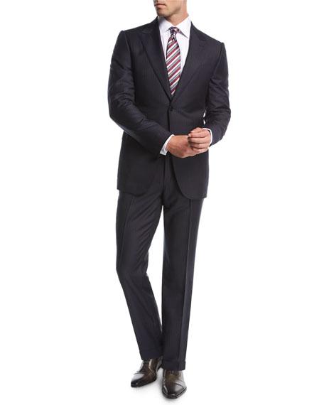 Trofeo Tonal Multi-Stripe Two-Piece Suit