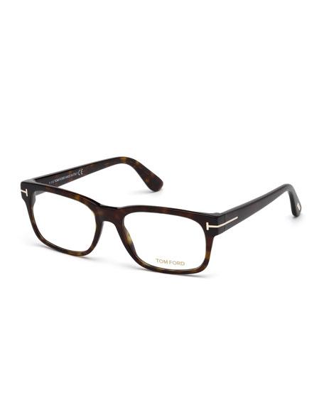 d2c29de004e TOM FORD Square Acetate Eyeglasses