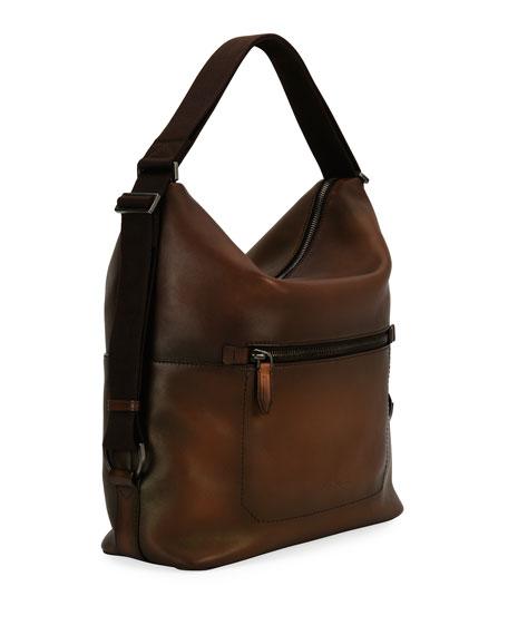 Runway 24 Hour Shoulder Bag, Brown