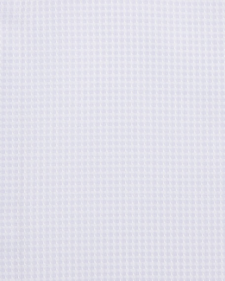 Textured Dress Shirt, Lavender