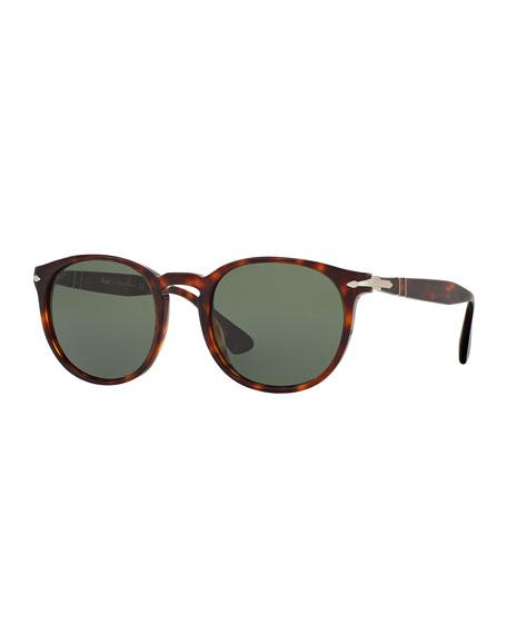 Galleria '900 PO3157S Phantos Sunglasses, Havana
