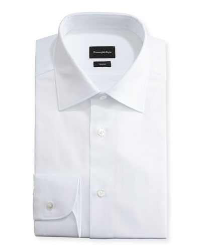 Trofeo® Solid Dress Shirt  White